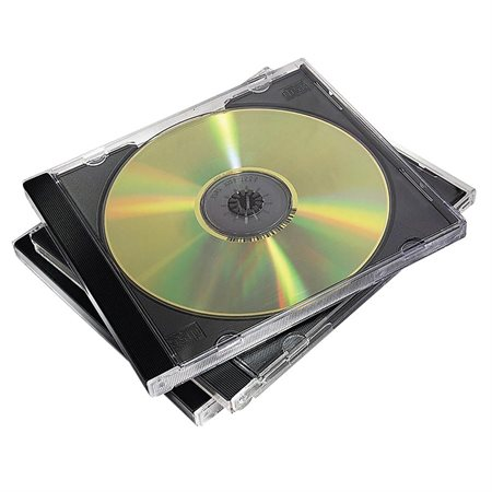 Boîtier vide pour CD / DVD