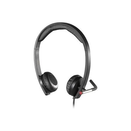 Casque d'écoute téléphonique H650E