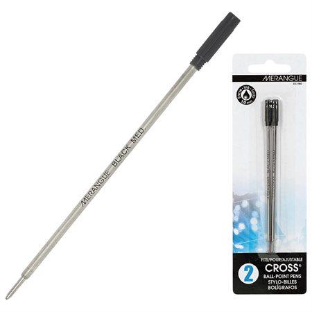 Recharge pour stylo à bille Cross® noir