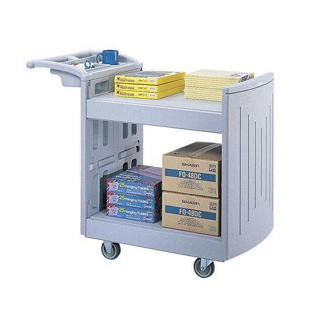 2-Shelf Utility Cart
