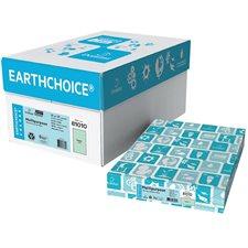 """Papier de couleur à usages multiples EarthChoice® Format tabloïd - 11 x 17"""" vert"""