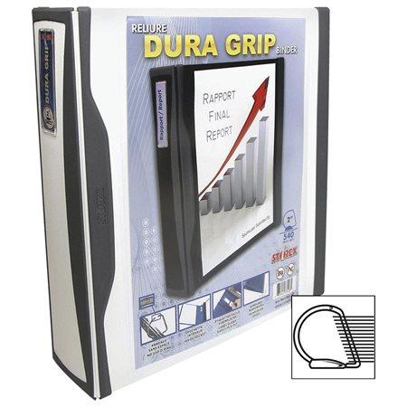 Reliure de présentation Dura Grip 2 po. - cap. 540 feuilles blanc