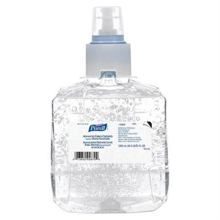 Recharge de désinfectant avancé moussant pour les mains Purell LTX-12® formule gel