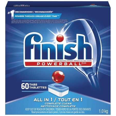Finish® Automatic Dishwasher Detergent