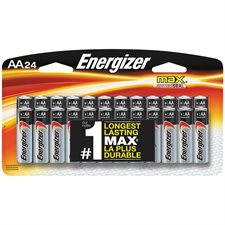 Piles alcalines Max