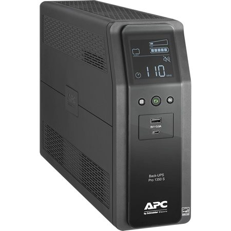 Back-UPS Pro 1350MS Uninterruptible Power Supply