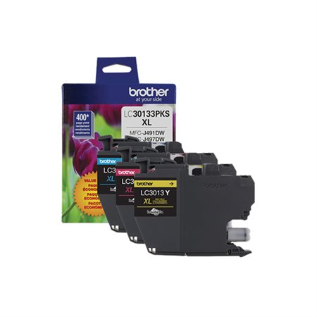 LC3013 Ink Jet Cartridge Tri Pack