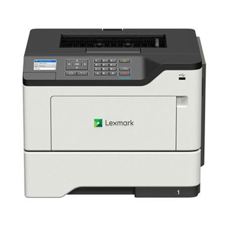 MS621dn Monochrome Laser Printer