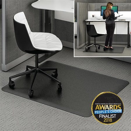 Sit Stand Station Chair Mat