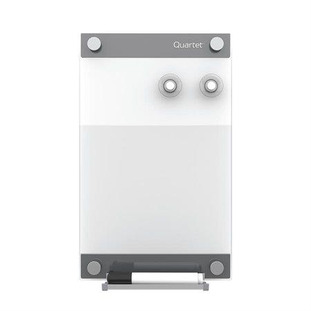 Tableau en verre personnalisable Infinity™ 8-1 / 2 x 11 po