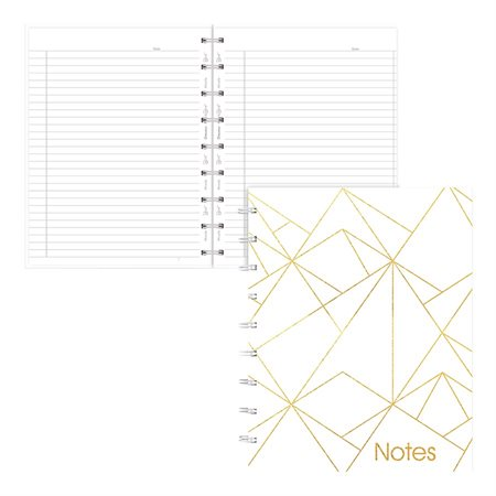 Cahier de notes MiracleBind ™ collection or