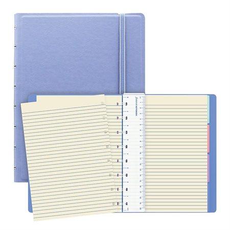 Cahier de notes Filofax® Classic Pastels bleu vista