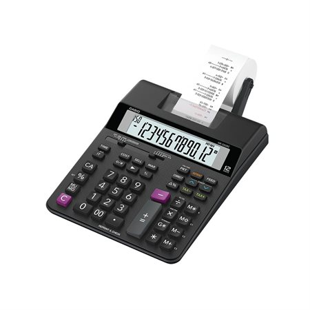 Calculatrice à imprimante HR-200RC-WA-CC