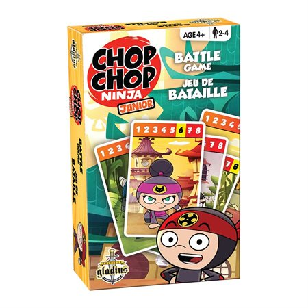 Chop Chop Ninja Junior Battle Game