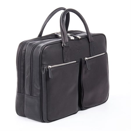 Sartoria Double Briefcase
