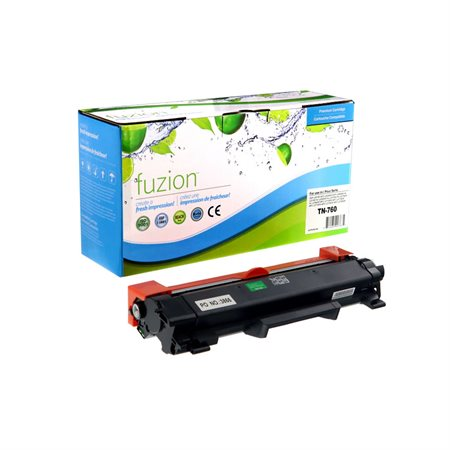 Brother TN760 High Yield Compatible Toner Cartridge