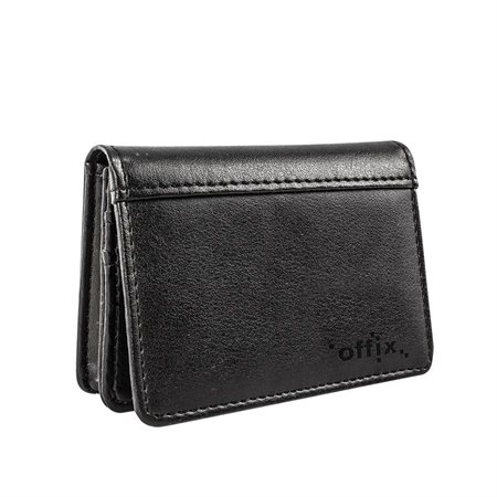 Offix Leather Business Card Wallet