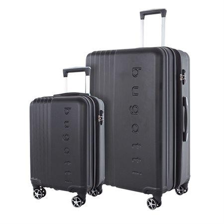 HLG2008BU 2 Pieces Hard Luggage Set