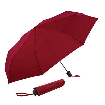 Parapluie télescopique bourgogne