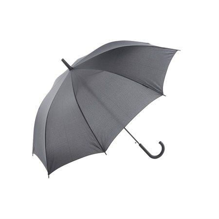 Parapluie long automatique noir
