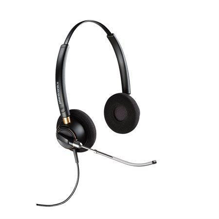 Casque téléphonique Blackwire 3200 Series C3220 - Écouteur double