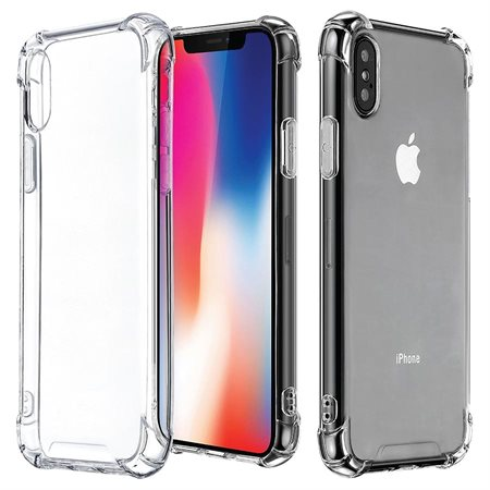 Étui DropZone Rugged pour iPhone iPhone XS Max (clair)