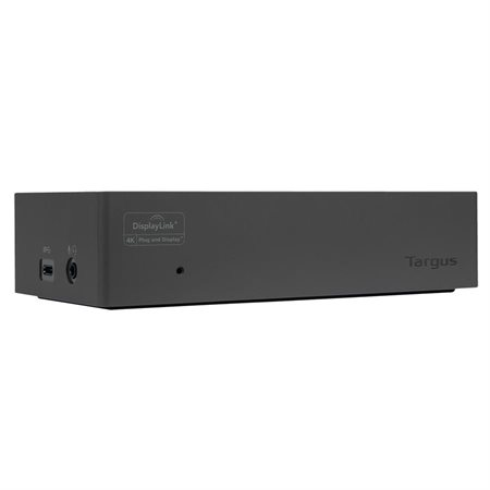 Universal USB-C DV4K Docking Station with 100W Power