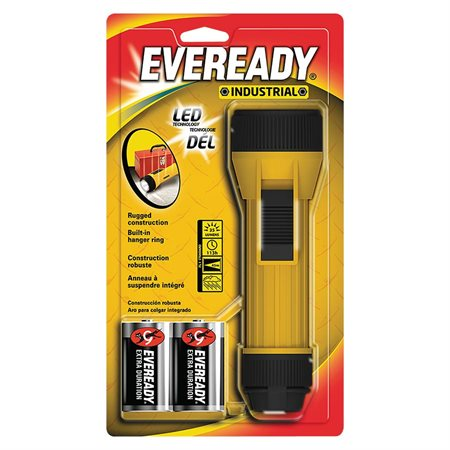 Lampe de poche Eveready Industrielle