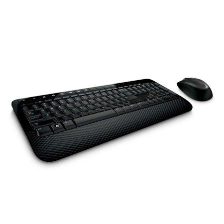 Ensemble de clavier et souris sans fil Comfort Desktop 5050