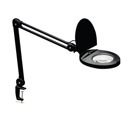 Lampe pince loupe LED