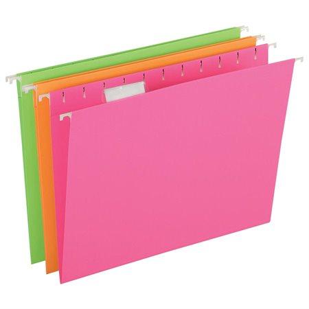 Glow Hanging File Folders