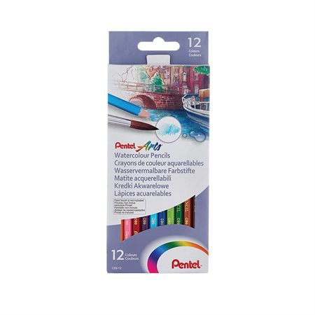 Arts® Watercolour Pencils