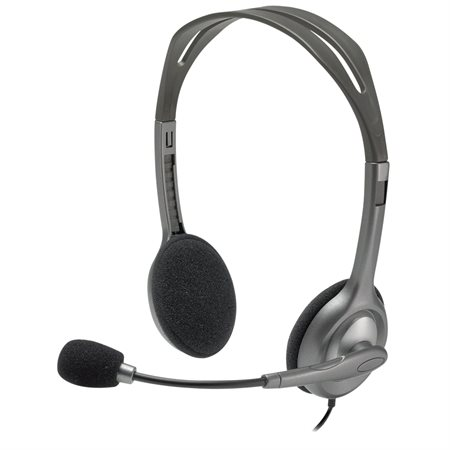 H111 Stereo PC Headset