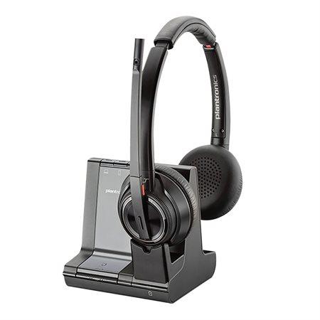 Casque d'écoute téléphonique sans fil Gamme Savi 8200