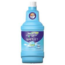 Swiffer® WetJet Multi-Purpose Cleaning Solution open window