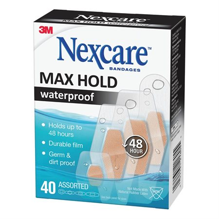 Nexcare™Max Hold Bandages