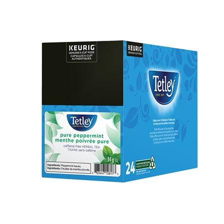 Thé en dosettes Tetley®