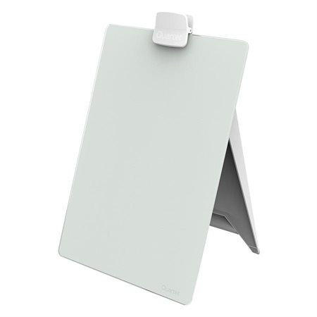 Desktop Glass™ Dry-Erase Easel