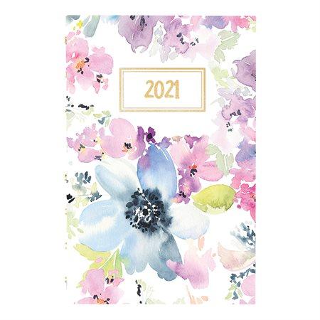 Agenda hebdomadaire / mensuel Passion MiracleBind™ (2021)