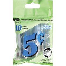 Rouleau pour monnaie 5 ¢