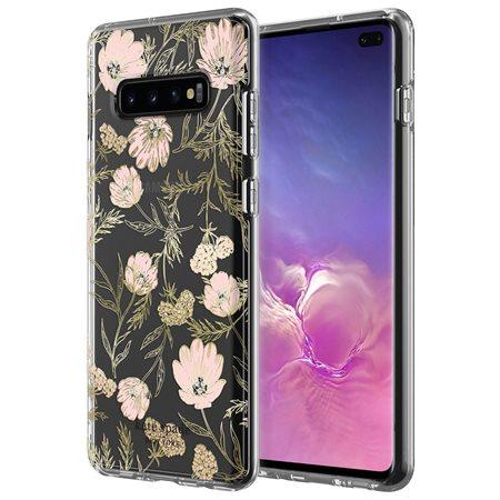 Étui Kate Spade pour téléphone Samsung Galaxy S10+, fleuri