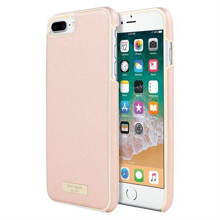 Étui Kate Spade pour téléphone Iphone iPhone 7+ / 8+, rose
