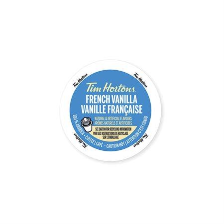 Boissons chaudes Tim Hortons® Café vanille française (24)