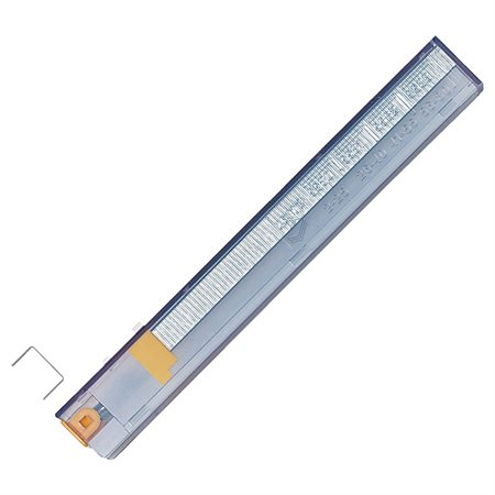 Cartouche d'agrafes pour agrafeuses Rapid® cap.26-40 feuilles (jaune)