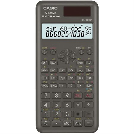 Calculatrice scientifique FX-300MSPLUS2