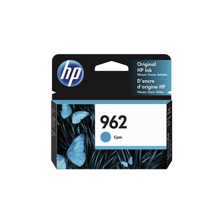 Cartouche d'encre HP 962 cyan