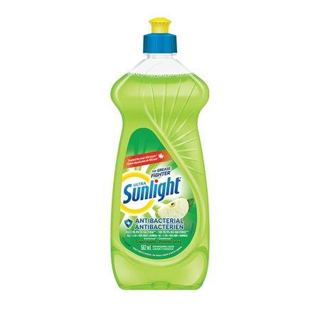 Détergent liquide pour vaisselle Ultra Sunlight parfum de pomme