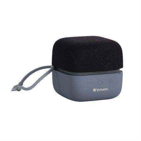Haut-parleur Bluetooth Cube noir