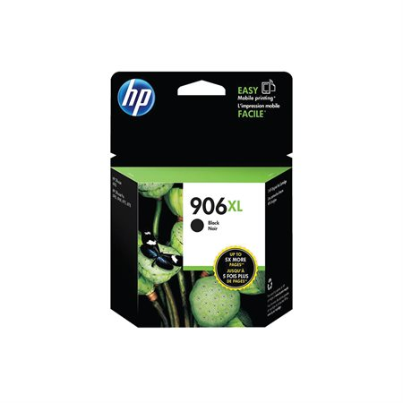 Cartouche d'encre à haut rendement HP 906XL