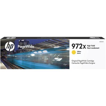 HP 972X PageWide Inkjet Cartridge